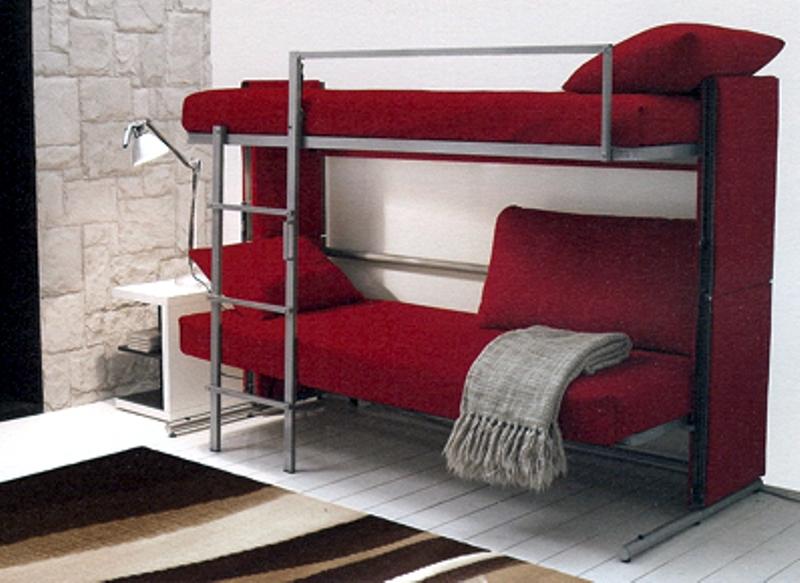 диван двухъярусная кровать трансформер цена